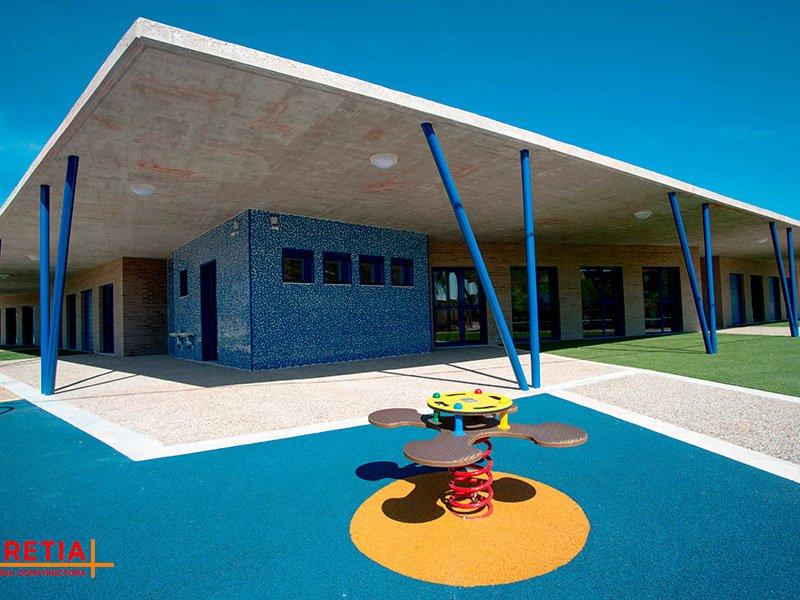Proyecto de ingeniería obra completa Colegio Público El Campillo