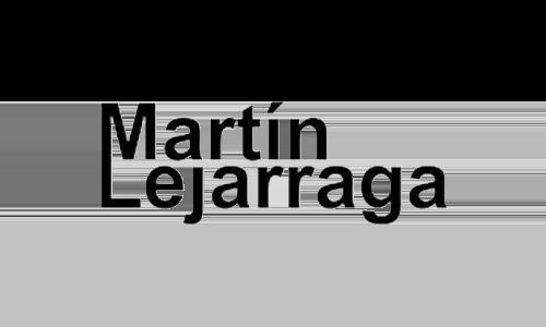 Logo Martín Lejarraga