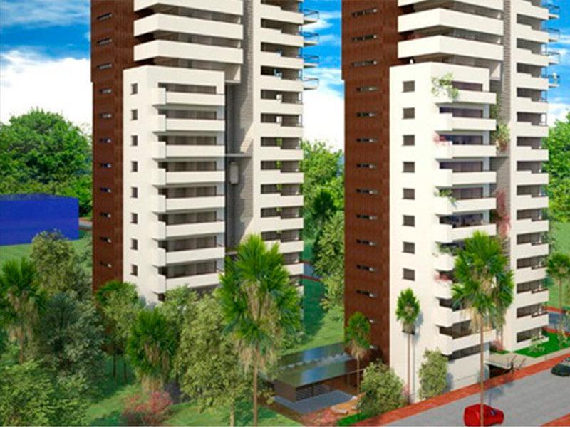 Proyecto de ingeniería internacional, edificios de 16 alturas en Argelia