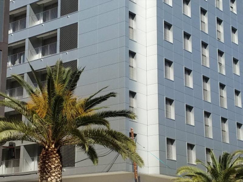 Proyecto de ingeniería para edificio de 48 viviendas en Lorca tras los terremotos de 2011