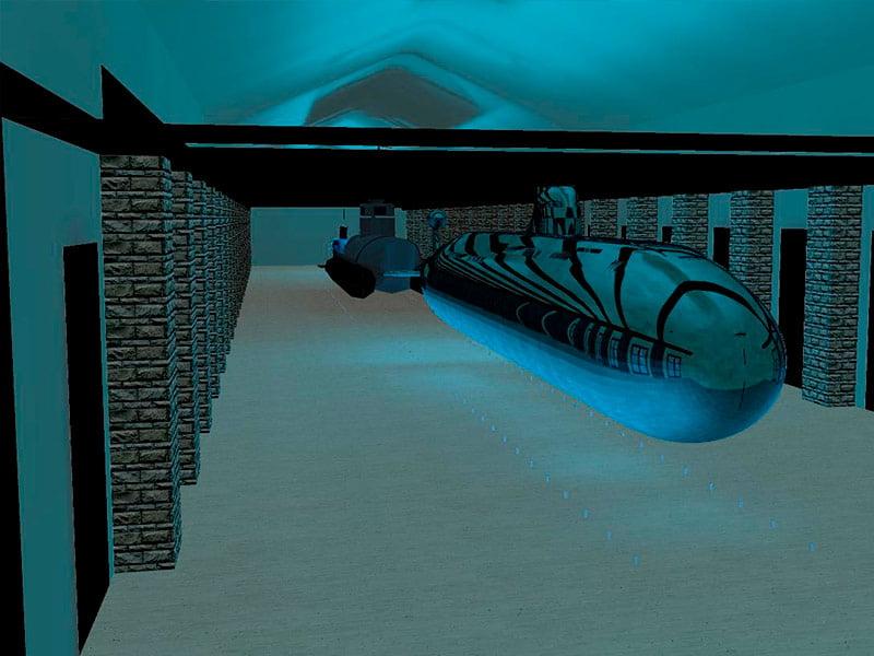 Proyecto para el Museo Naval de Cartagena realizado por GTM Ingeniería