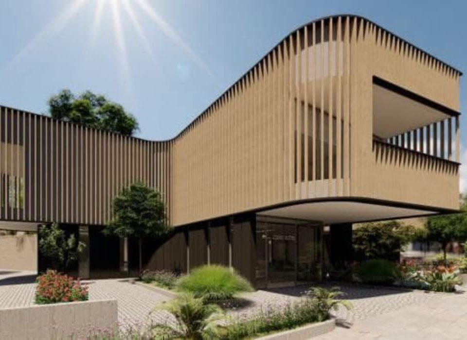 Diseño previo de las instalaciones para el nuevo centro social de Molina de Segura (concurso): baja tensión, climatización, ventilación y fotovoltaica en cubierta.