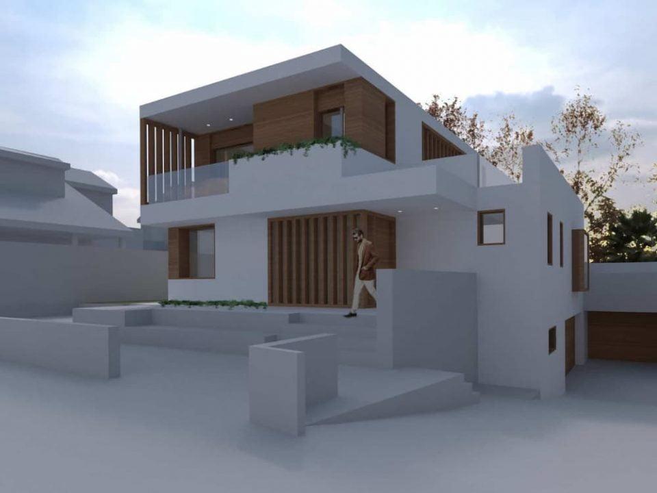 Diseño completo de instalaciones para vivienda unifamiliar en Villaviciosa de Odón.